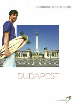 Kostenloser Reiseführer für Budapest